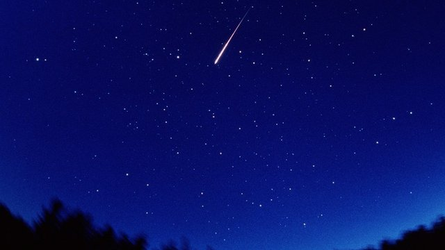 meteorregn